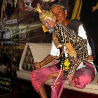 Thailandia - Burattini, teatro
