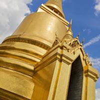 Thailandia - Tempio, Bangkok